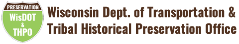 WisDOT & THPO Preservation Project